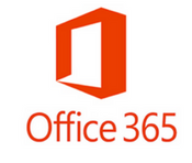 Office 365 logo stacked