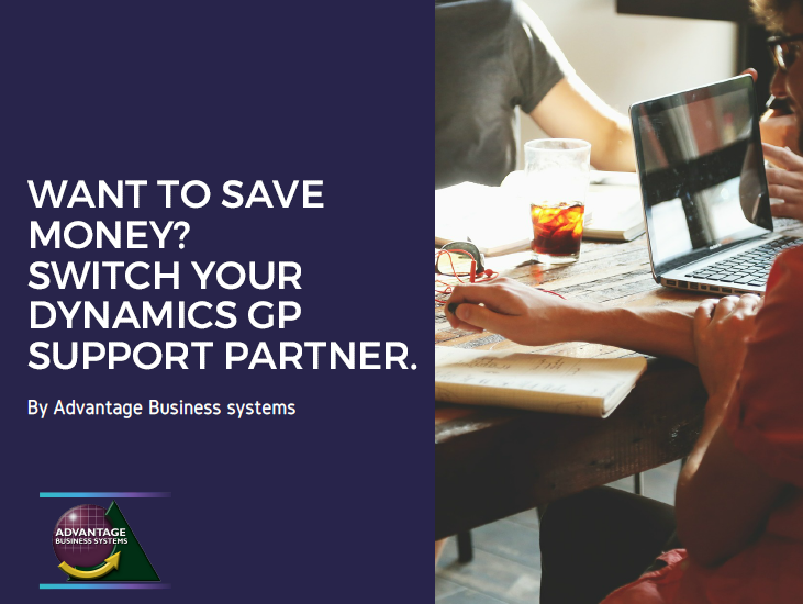 Switch your dynamics gp partner slideshare